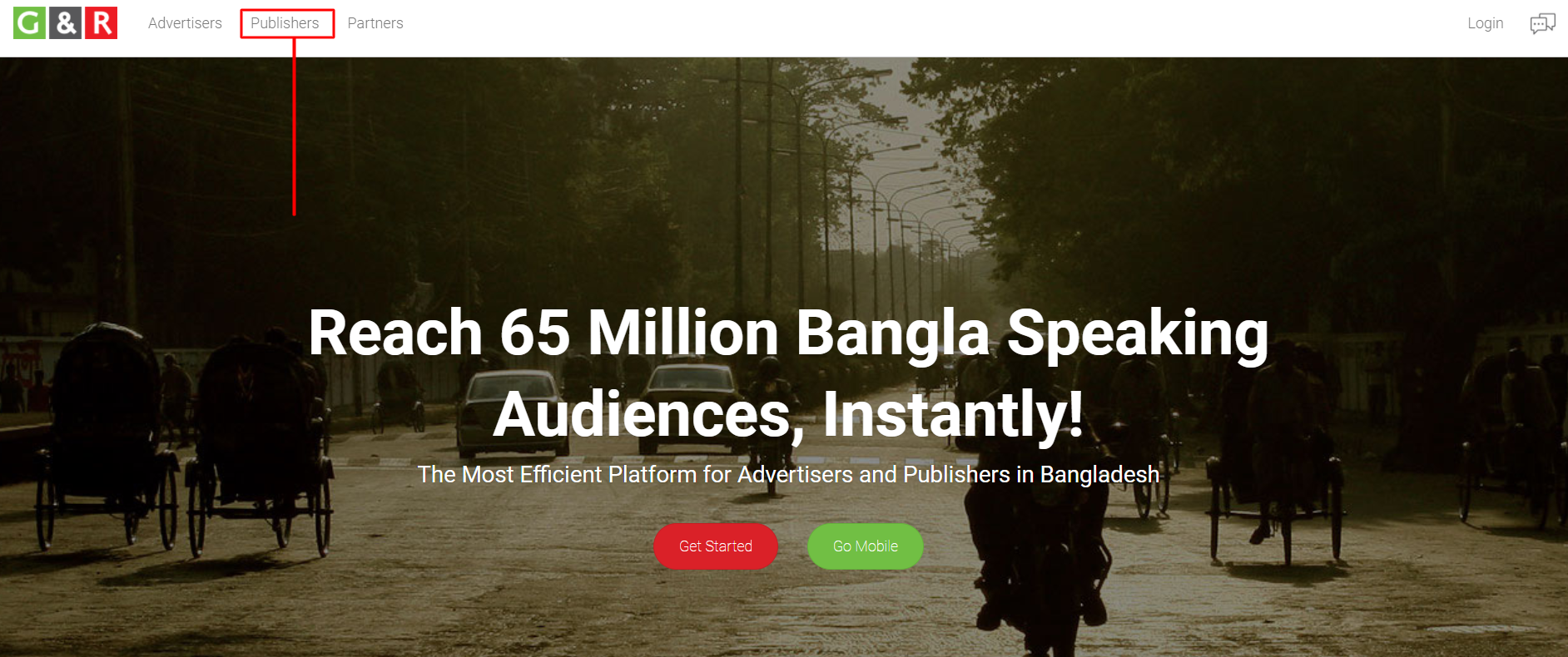 The Largest Online Ad Market in Bangladesh