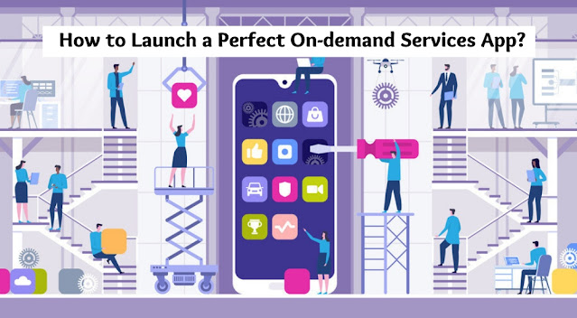 How To Venture Into Service Marketplace With A Perfect On-demand Services App?