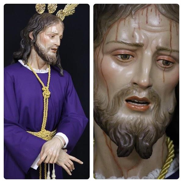 Bendecida la imagen de Nuestro Padre Jesús del Prendimiento de Torrecera