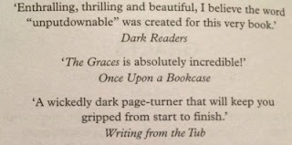 Quote in The Graces by Laure Eve