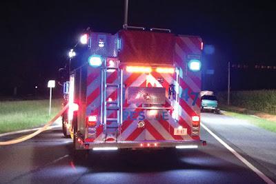 لماذا تستخدم سيارات الاسعاف و الشرطة الضوء الأحمر والأزرق؟