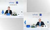 Kerjasama Vivo dan Zeiss Untuk Pencitraan Kamera Smartphone