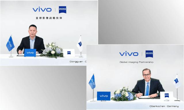 Kerjasama Vivo dan Zeiss Untuk Pencitraan Kamera Vivo Smartphone