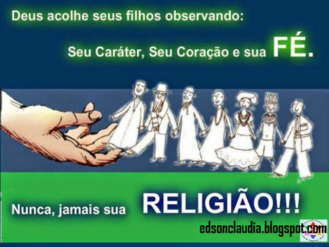 Lindas Frases De Deus: Blog Edson Cláudia: Frases E Mensagens Lindas De Deus Para