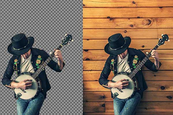 Photoeffect How To Remove Background In Gimp Using Paths Tool