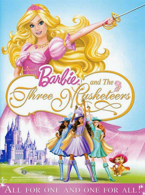 Barbie And The Three Musketeers 2009 Wallpapers Free Download Free Barbie Movie Wallpapers Download