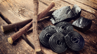 Licorice root herbal remedy