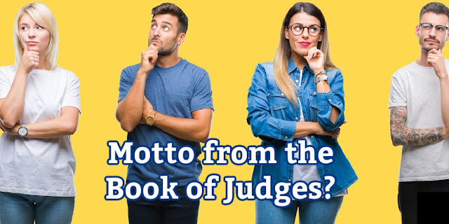 The Book of Judges gives us a glimpse of the mess men make when they do what our modern culture is doing. This 1-minute devotion explains.