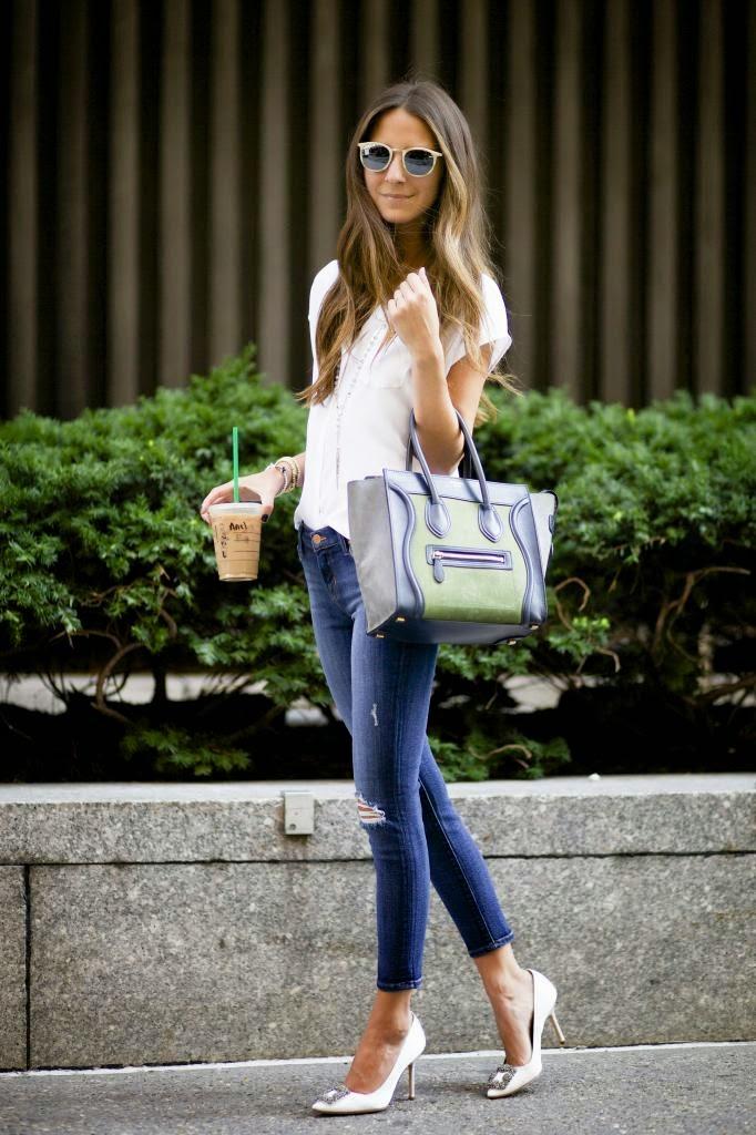 Fashion Cognoscente The Look For Less Manolo Blahnik