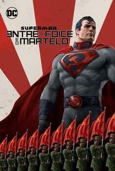Superman: Entre a Foice e o Martelo Torrent – BluRay 720p/1080p Dual Áudio