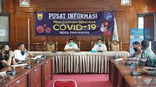 Pemko Kota Pariaman resmi tiadakan shalat idhul fitri