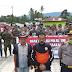 HUT Bhayangkara 73,Polres Payakumbuh Gelar Goro Bersama