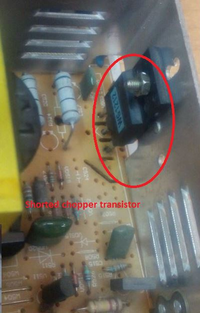 Electronic repair articles: China crt TV faced multiple complaint