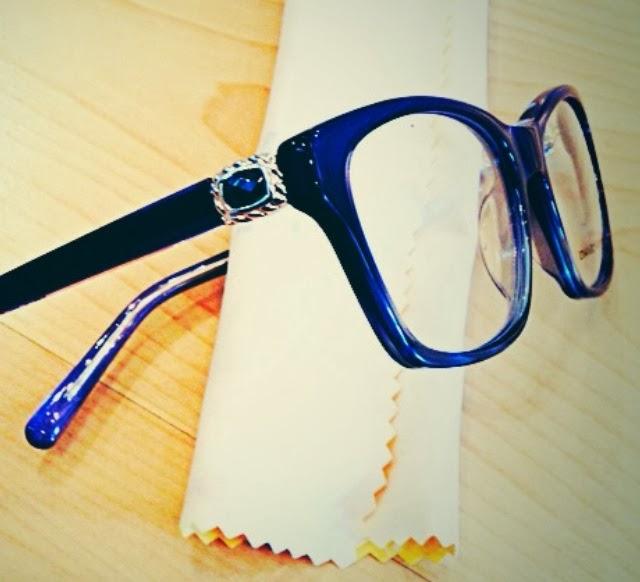 e43b3ea4e7 The Optical Shoppe has these new fabulous bejewelled David Yurman glasses