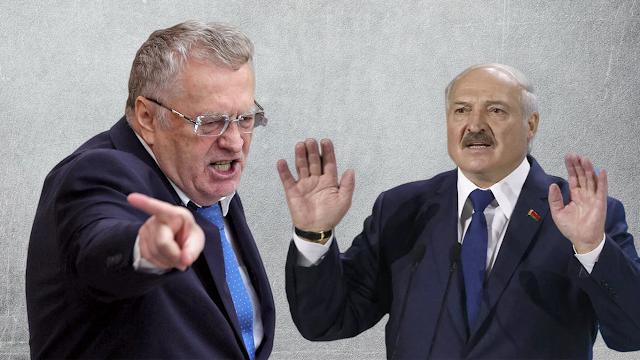 А. Лукашенко проиграл выборы, по мнению В. Жириновского