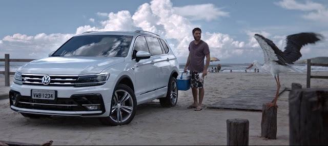 VW Tiguan AllSpace - comercial da Cegonha