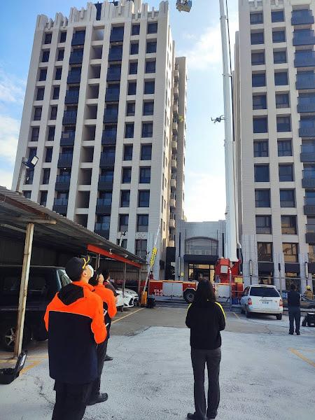 消防搶救超前部屬 彰化縣消防局打造「三安」幸福城市