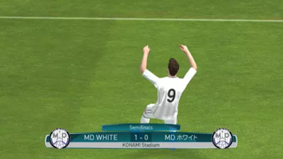 تحميل لعبة بيس للاندرويد PES 2019 Pro Evolution Soccer