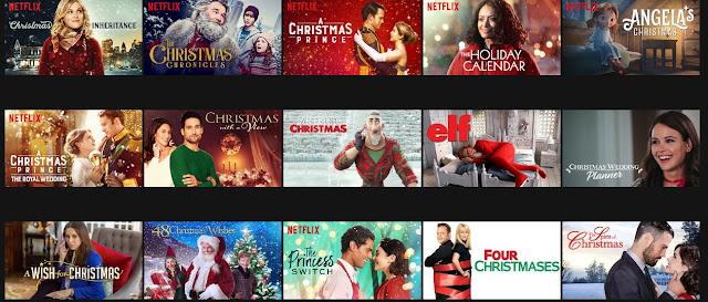 Crăciun cu Netflix