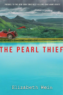 The Pearl Thief by Elizabeth Wein book cover