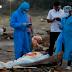 4.000 orang meninggal dunia dalam sehari akibat virus corona di India.
