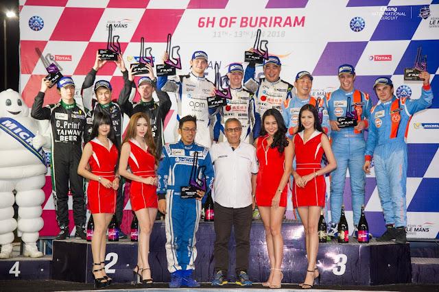 Asian Le Mans Race Album