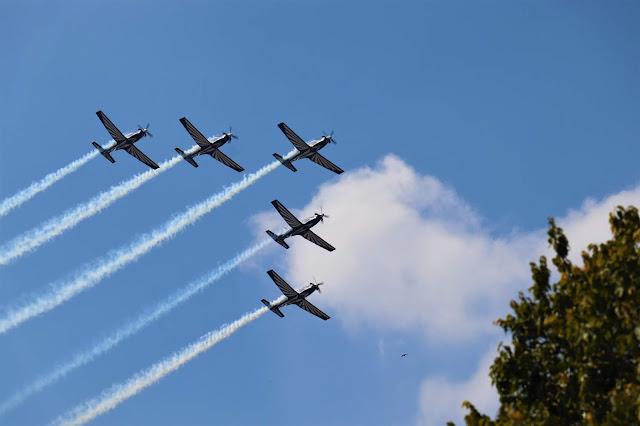 Air Show @Rand_Show #Joburg #SA #PhotoYatra #TheLifesWayCaptures