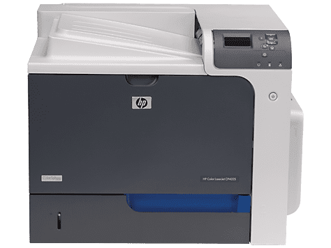 HP Color LaserJet Enterprise CP4025/CP4525 Printer Drivers
