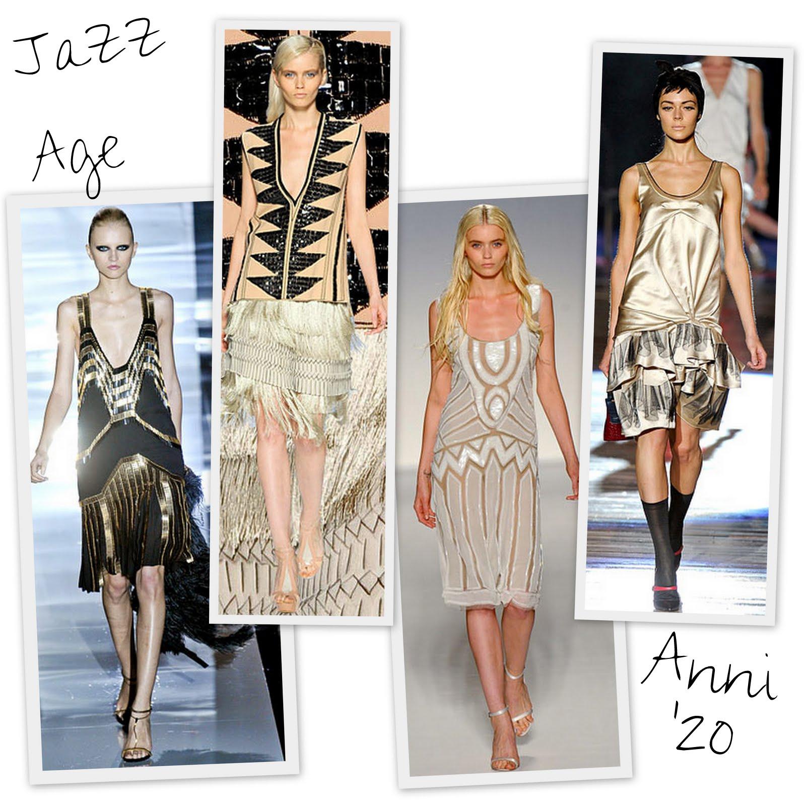 Fashion: Le Cornacchie Della Moda: FASHION / ROARING TWENTIES