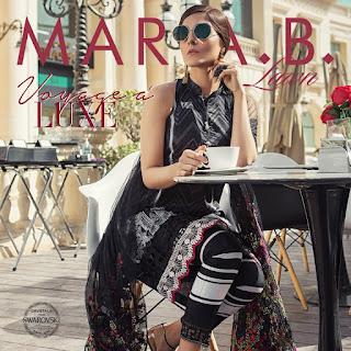 Upcoming Maria B Lawn  2018