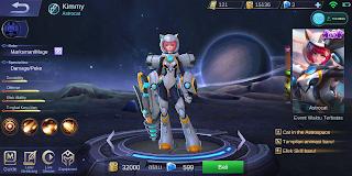 Script Skin Hero Kimmy Astrocat Full Effect Gratis