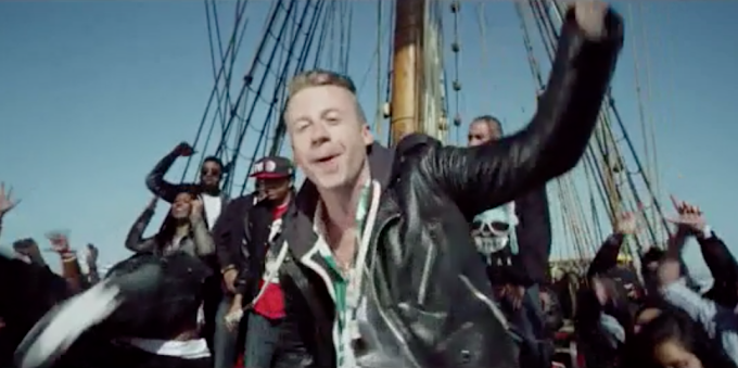 Macklemore x Ryan Lewis x Kendrick Lamar x Childish Gambino - Can't Hold Us