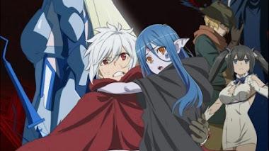 Dungeon ni Deai wo Motomeru no wa Machigatteiru Darou ka S3 [12/12][~140MB] TV Finalizada