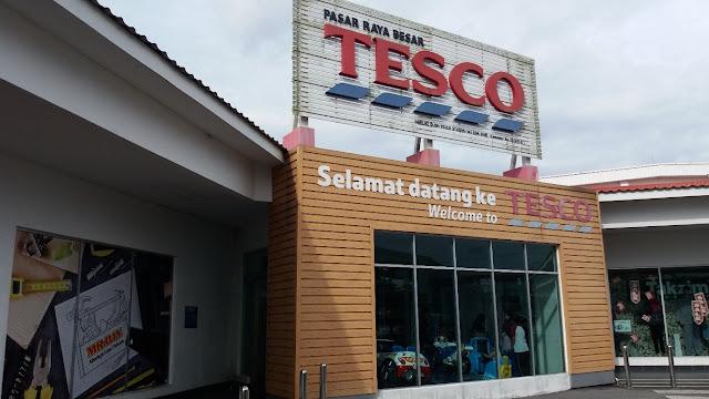 Tesco Seri Iskandar