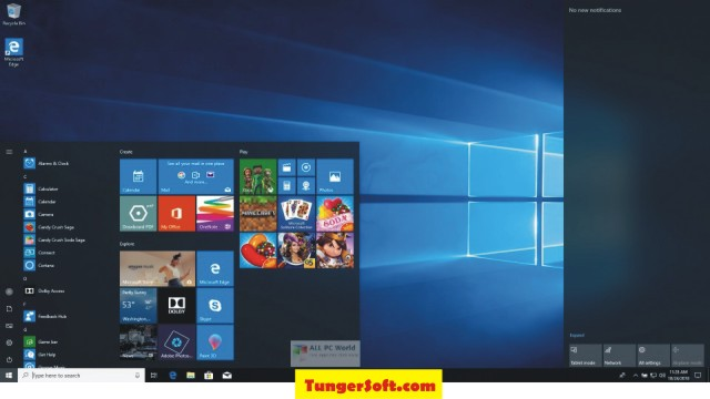 Windows 10 RS5 AIO Free Download
