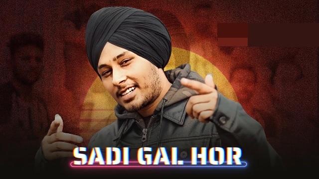 Sadi Gal Hor Lyrics - Harinder Samra