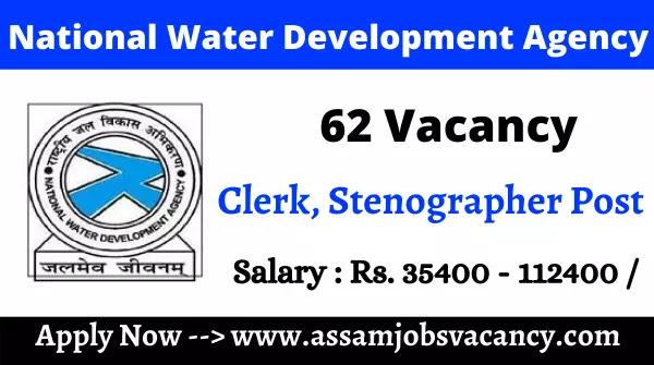 National Water Development Agency Recruitment 2021
