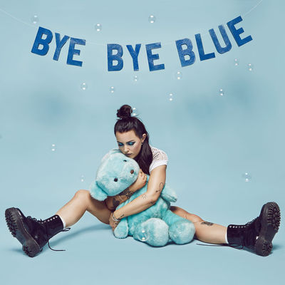 Miriam Bryant - Bye Bye Blue - Album Download, Itunes Cover, Official Cover, Album CD Cover Art, Tracklist