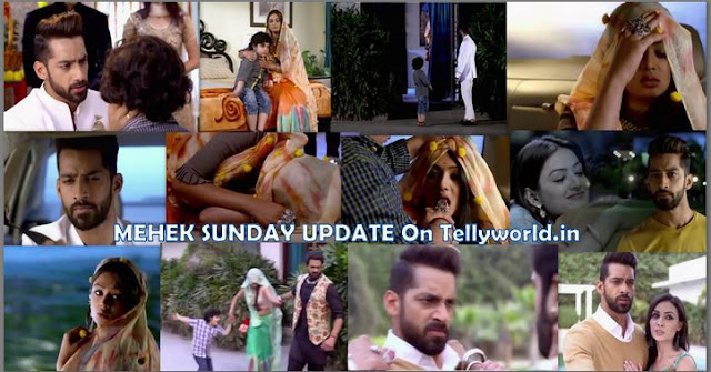 "Zee World Mehek 18th August 2019 Sunday Written Update "" Mehek Gets Flashes of Her Memory Shaurya Gets Attract to her ""."