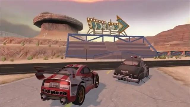 Disney Pixar: Cars Mater-National Championship Screenshot 3