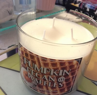 Pumpkin candle Bath & Body Works