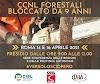 FORESTALI: RINNOVO CCNL FERMO AL PALO, DAL 14 APRILE MANIFESTAZIONI A ROMA