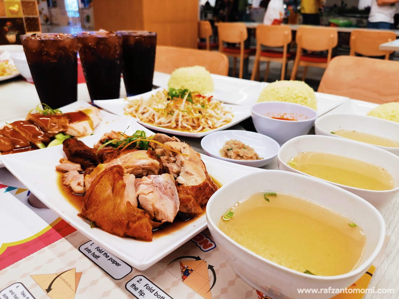 The Chicken Rice Shop Sambut Ulang Tahun Ke-20 Dengan Hidangan Ayam Untuk Semua