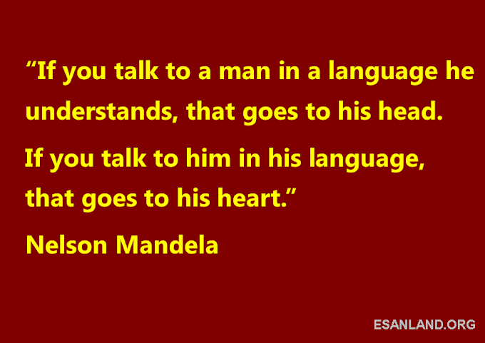 Why It's Important To Learn Your Native Language?