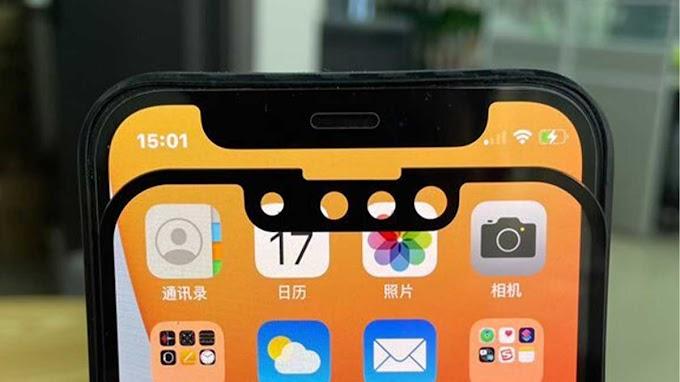 تأتي اجهزة iPhone 13 بنوتش اصغر