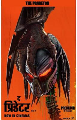 The Predator (2018) 480p 720p 1080p HDTS x264 [Dual Audio] [Hindi (Cleaned) – English]