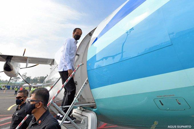 Terungkap! Jokowi Ternyata Pernah Minta Anggaran Pesawat Presiden Dialihkan untuk Kebutuhan yang Lebih Penting