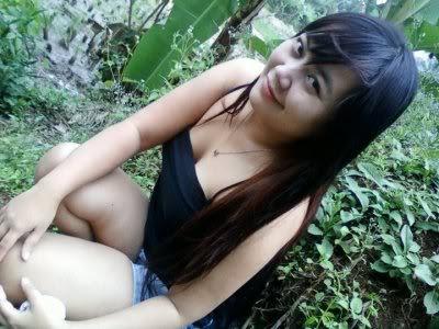 Foto Gadis Desa Montok