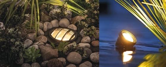 model lampu taman