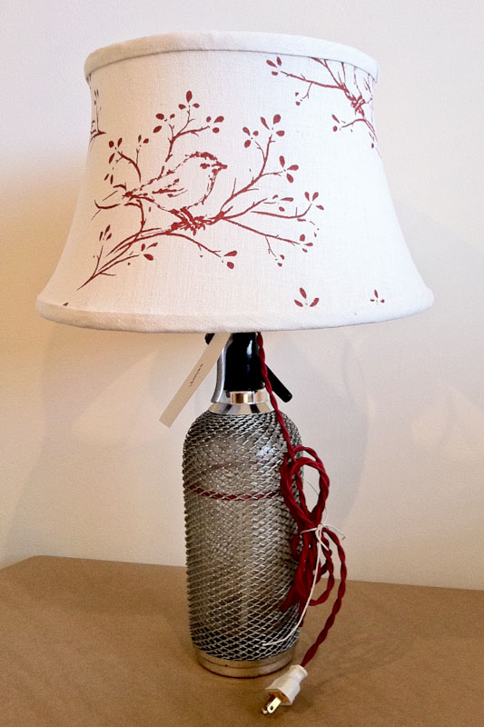 Bainbridge Blues Custom Quot Katie Quot Bird Lamp Shade